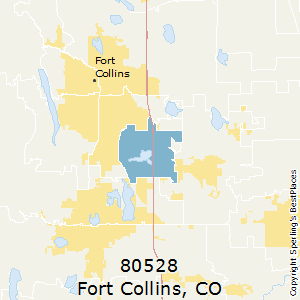 Best Places To Live In Fort Collins Zip 80528 Colorado