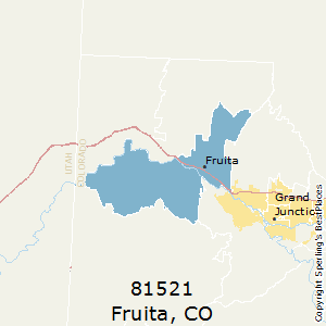 Best Places To Live In Fruita Zip 81521 Colorado