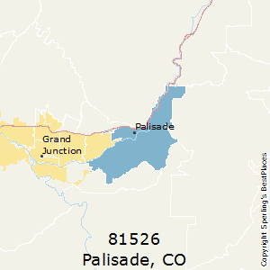 Grand Junction Co Zip Code Map.Best Places To Live In Palisade Zip 81526 Colorado
