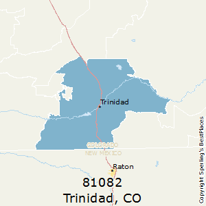 Best Places To Live In Trinidad Zip 81082 Colorado