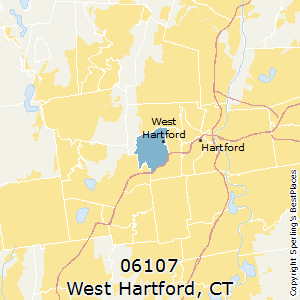 Best Places to Live in West Hartford (zip 06107), Connecticut