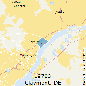 Best Places to Live in Claymont zip 19703 Delaware