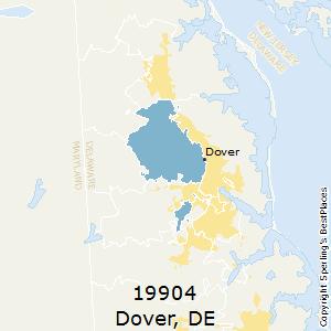 Dover De Zip Code Map.Best Places To Live In Dover Zip 19904 Delaware