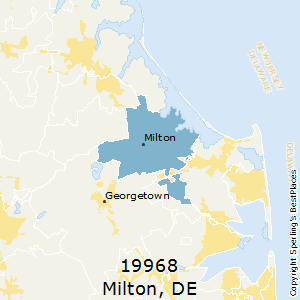 Best Places to Live in Milton (zip 19968), Delaware on