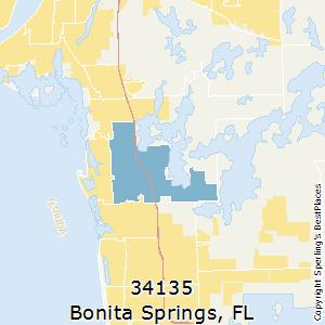 Best Places to Live in Bonita Springs (zip 34135), Florida