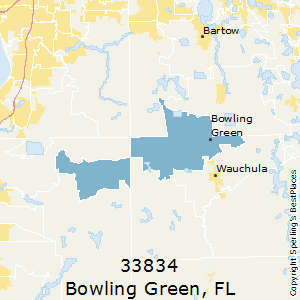 Bowling Green Zip Code Map.Best Places To Live In Bowling Green Zip 33834 Florida