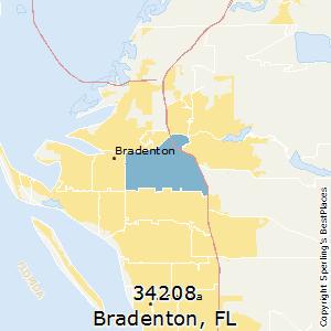 Best Places To Live In Bradenton Zip 34208 Florida