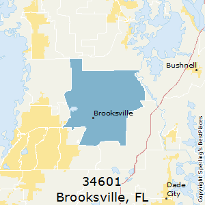 Brooksville Florida Map.Best Places To Live In Brooksville Zip 34601 Florida