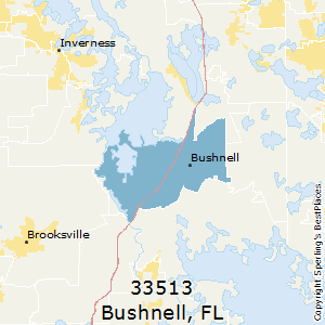 Bushnell Florida Map.Best Places To Live In Bushnell Zip 33513 Florida