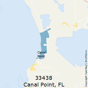 Canal_Point,Florida County Map