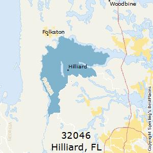Hilliard Zip Code Map.Best Places To Live In Hilliard Zip 32046 Florida