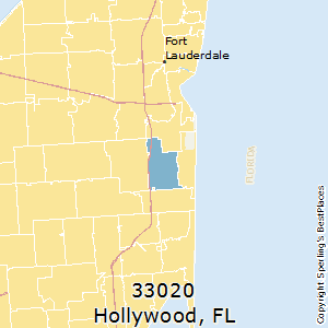 Best Places to Live in Hollywood zip 33020 Florida
