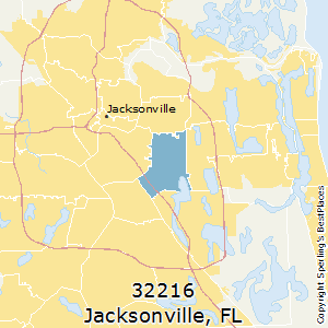 Best Places To Live In Jacksonville Zip 32216 Florida