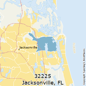 Best Places To Live In Jacksonville Zip 32225 Florida