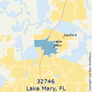 Map Of Lake Mary Florida.Best Places To Live In Lake Mary Zip 32746 Florida