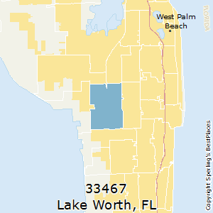 Map Of Lake Worth Florida.Best Places To Live In Lake Worth Zip 33467 Florida