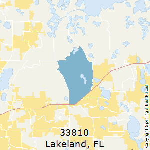 Best Places To Live In Lakeland Zip 33810 Florida
