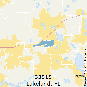 Best Places To Live In Lakeland Zip 33815 Florida