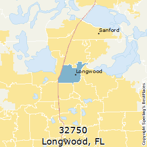 Central Fl Zip Code Map.Best Places To Live In Longwood Zip 32750 Florida