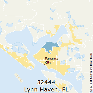 Map Of Lynn Haven Florida.Best Places To Live In Lynn Haven Zip 32444 Florida