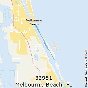 Best Places To Live In Melbourne Beach Zip 32951 Florida
