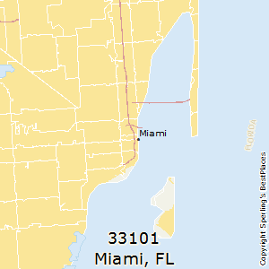Best Places to Live in Miami (zip 33101), Florida