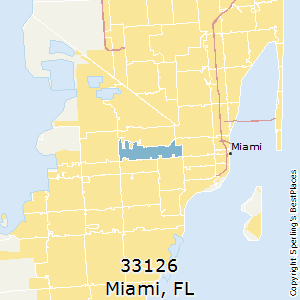 Best Places to Live in Miami (zip 33126), Florida