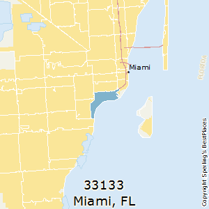Best Places to Live in Miami (zip 33133), Florida