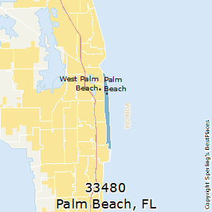 Best Places to Live in Palm Beach (zip 33480), Florida on