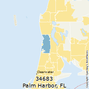 Best Places To Live In Palm Harbor Zip 34683 Florida