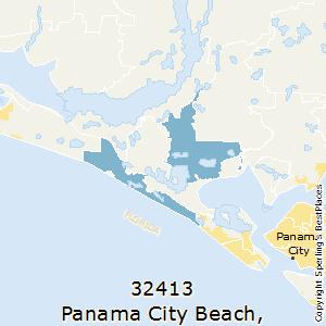 Panama City Fl Zip Code Map.Best Places To Live In Panama City Beach Zip 32413 Florida