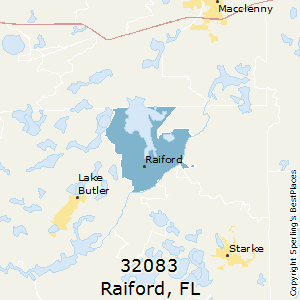 Best Places to Live in Raiford (zip 32083), Florida