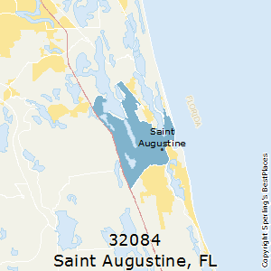 Best Places to Live in Saint Augustine (zip 32084), Florida