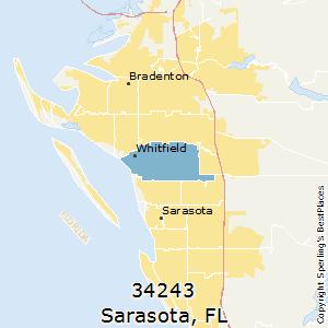 Best Places To Live In Sarasota Zip 34243 Florida