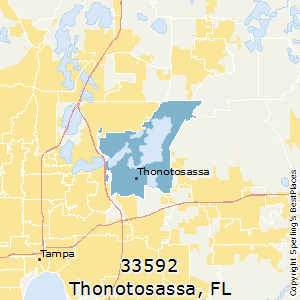 Best Places to Live in Thonotosassa (zip 33592), Florida