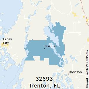 Trenton fl zip code