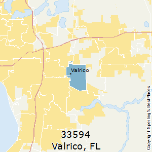 Best Places to Live in Valrico (zip 33594), Florida