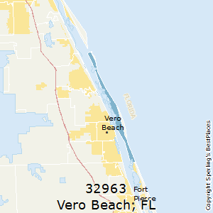 Vero_Beach,Florida County Map