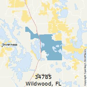 Wildwood Florida Map.Best Places To Live In Wildwood Zip 34785 Florida