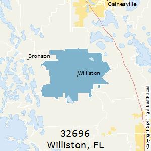 Williston Florida Map.Best Places To Live In Williston Zip 32696 Florida