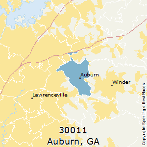 Best Places To Live In Auburn Zip 30011 Georgia