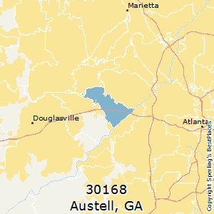 Best Places To Live In Austell Zip 30168 Georgia