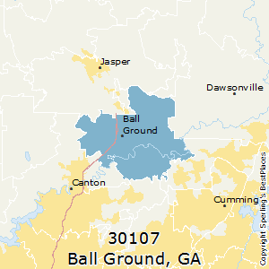 Best Places To Live In Ball Ground Zip 30107 Georgia