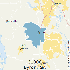 Best Places to Live in Byron (zip 31008), Georgia