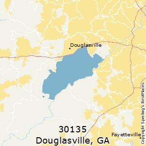 Best Places to Live in Douglasville (zip 30135), Georgia