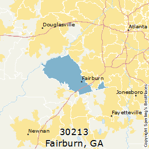 Fayetteville Ga Zip Code Map.Best Places To Live In Fairburn Zip 30213 Georgia