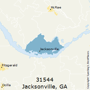 Map Of Jacksonville Georgia.Best Places To Live In Jacksonville Zip 31544 Georgia