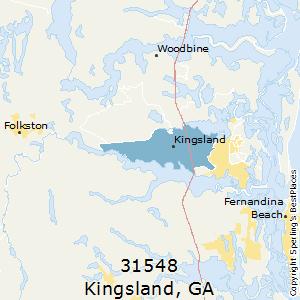 Map Of Kingsland Georgia.Best Places To Live In Kingsland Zip 31548 Georgia