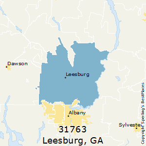 Albany Or Zip Code Map.Best Places To Live In Leesburg Zip 31763 Georgia