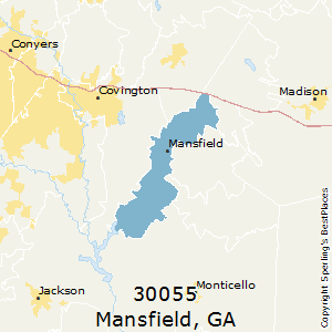 Mansfield Zip Code Map.Best Places To Live In Mansfield Zip 30055 Georgia